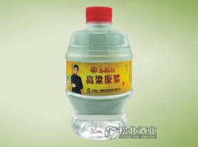 谷稻醇高粱原浆酒
