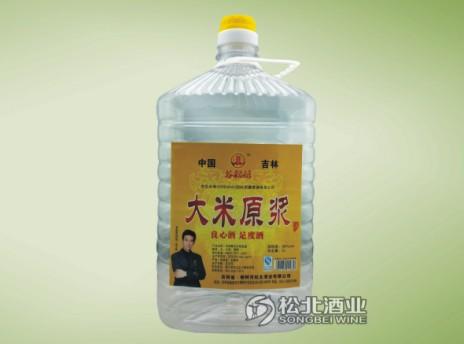 谷稻醇大米原浆酒