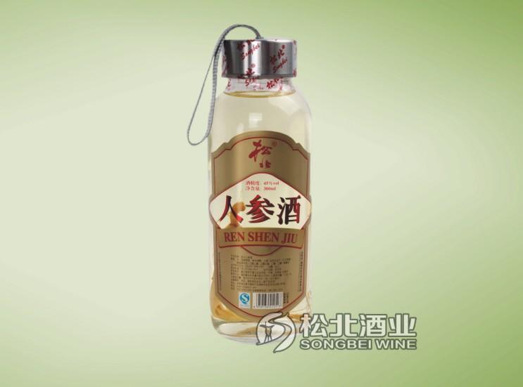 人参酒(300ml旅行杯)